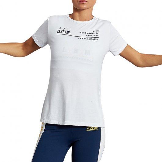 Camiseta Labellamafia Color Block