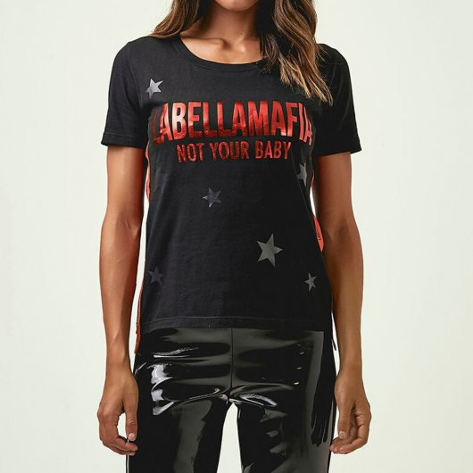 Camiseta Labellamafia Night Star
