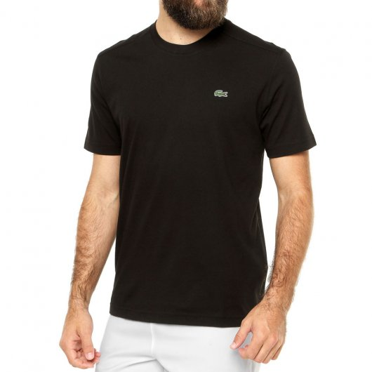 4d61261714096 Camiseta Lacoste Technical TH761821 Masculina Original