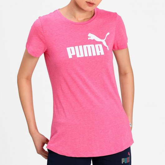 Camiseta Puma Essentials Heather