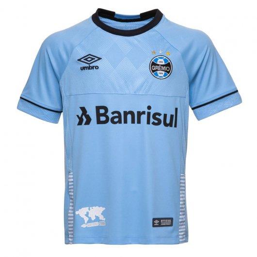 Camiseta Umbro Grêmio 2018 Charrua