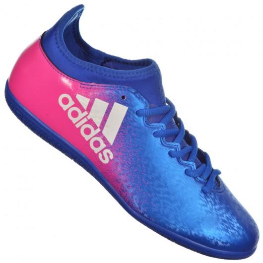 965d84f495 Chuteira Adidas X 16.3 Futsal