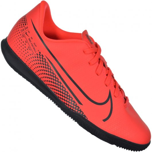 Chuteira Nike Jr. Vapor 13 Club IC - Futsal