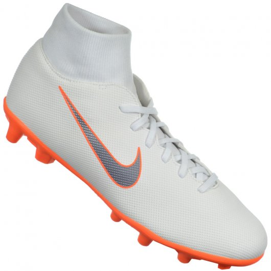 Chuteira Nike Mercurial Superfly 6 Club Campo