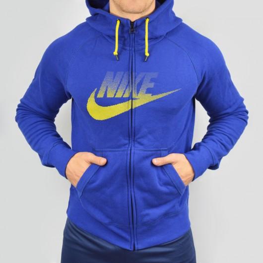 Jaqueta Nike AW77 French Terry Hoody