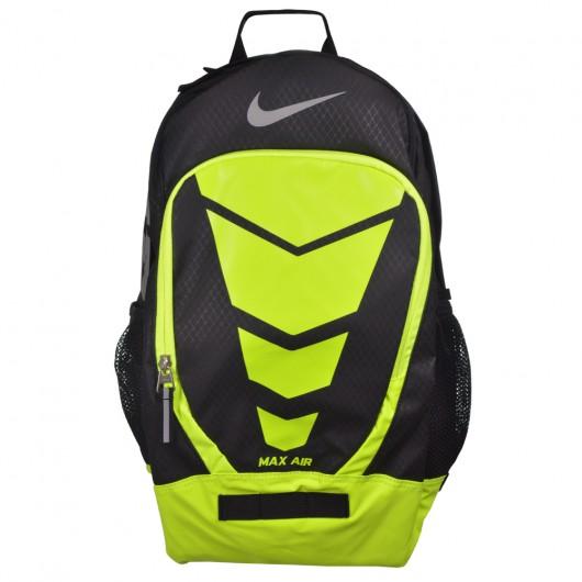 c7b134833 Mochila Nike Max Air Vapor BA4883-075 - Verde Limão/Preto - Atitude ...