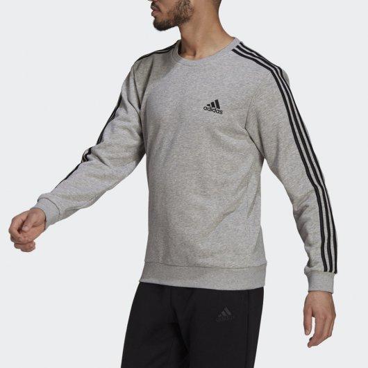 Moletom Adidas Essentials 3-Stripes