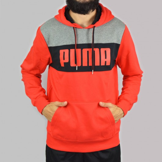 Moletom Puma Power Block Hoody
