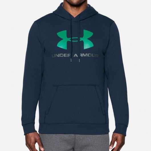 Moletom Under Armour Rival Fitted