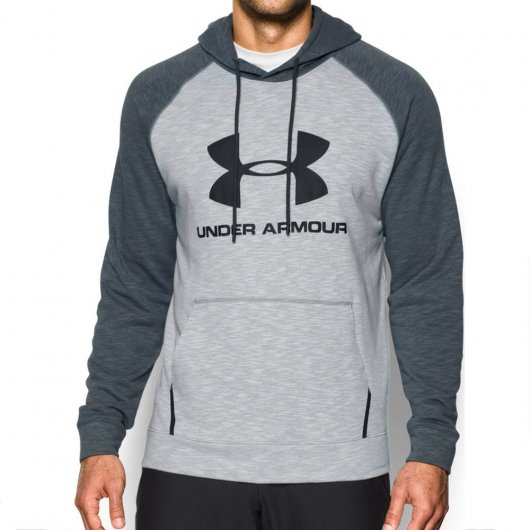 Moletom Under Armour Sportstyle Triblend Hoodie