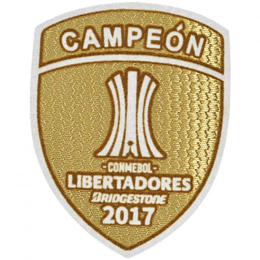 Patch Campeón Libertadores 2017