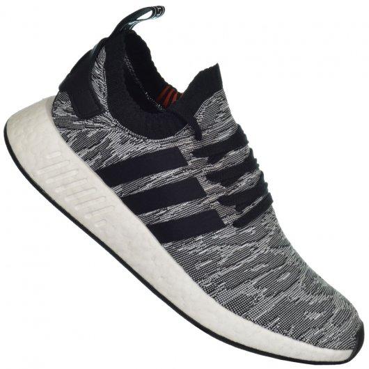 hot sale online 5fb31 33428 Tênis Adidas NMD R2 PK