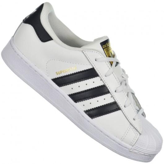 Tênis Adidas Superstar Infantil b9a98626ff363