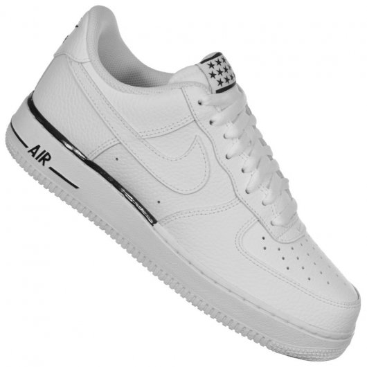 Tênis Nike Air Force 1  07 Masculino af68c0370f2f4