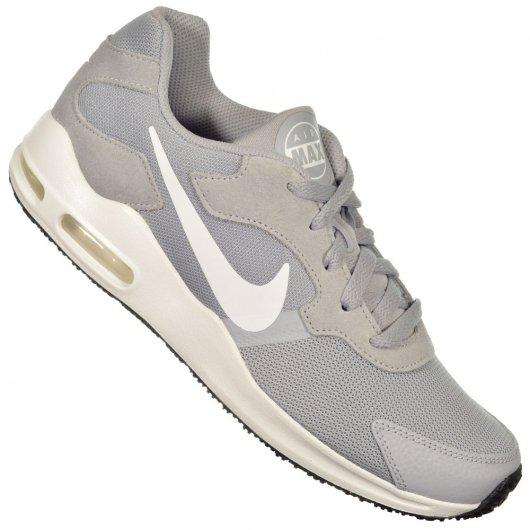 30c1aeada Tênis Nike Air Max Guile Masculino 916768-001 - Cinza Branco ...