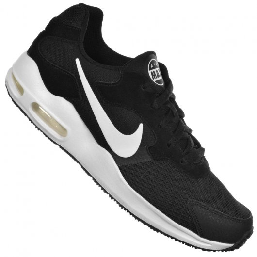 6522f6a09b Tênis Nike Air Max Guile Masculino 916768-004 - Preto/Branco ...