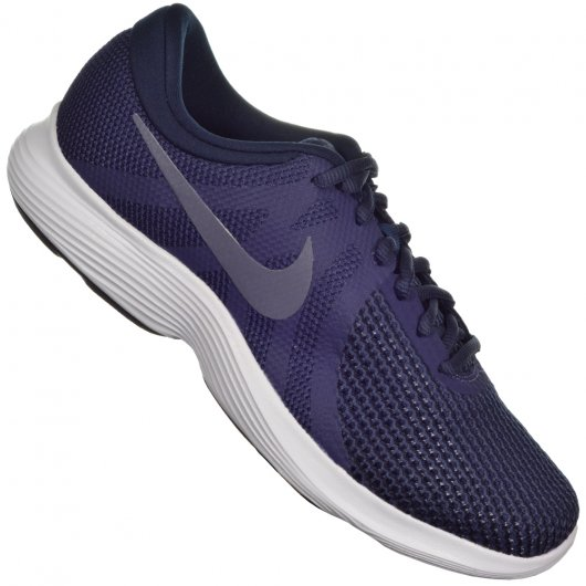 e52ac239710 Tênis Nike Resolution 4 Original Masculino