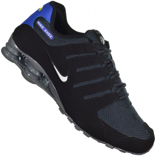f01a66a21b5 Tênis Nike Shox NZ Premium
