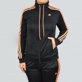 Imagem - Abrigo Adidas 3S Knit W