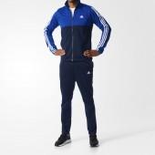 Imagem - Abrigo Adidas Back 2 Basic 3 - Stripes