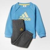 Imagem - Abrigo Infantil Adidas Log Jogger