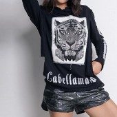 Imagem - Blusa Labellamafia Tiger