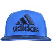 Imagem - Boné Adidas Logo Flat Fitted