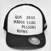 Imagem - Boné Frases de Boleiros Aba Curva