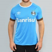 Imagem - Camisa Masculina Grêmio Treino 2016