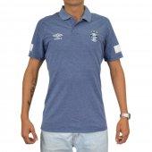 Imagem - Camisa Polo Umbro Grêmio Viagem 2018