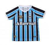 Imagem - Camisa Umbro Grêmio Of 1 2018 Infantil