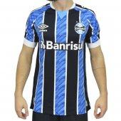 Imagem - Camisa Umbro Grêmio OF 1 2020 - Atleta