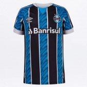 Imagem - Camisa Umbro Grêmio OF 1 2020 - Juvenil