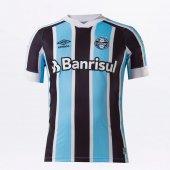 Imagem - Camisa Umbro Grêmio OF 1 2021 - Atleta