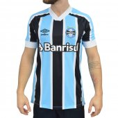 Imagem - Camisa Umbro Grêmio OF 1 2021 - S/N