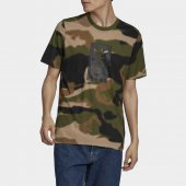 Imagem - Camiseta Adidas Camo Tongue