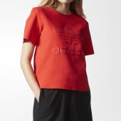 Imagem - Camiseta Adidas Logo Trefoil