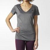 Imagem - Camiseta Adidas Multifuncional Leve 3-Stripes