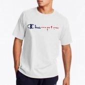 Imagem - Camiseta Champion Logo USA Flag