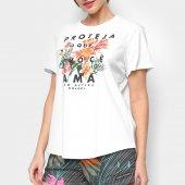 Imagem - Camiseta Colcci Floral