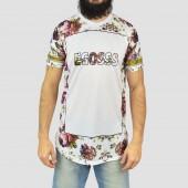 Imagem - Camiseta Egosss Floral Frame