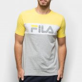 Imagem - Camiseta Fila Letter