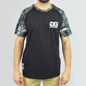 Imagem - Camiseta Qix Double-G Ragla Print 2PAC