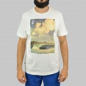 Imagem - Camiseta Rip Curl Cte Search Off White