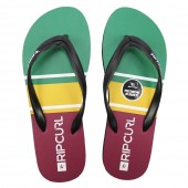 Imagem - Chinelo Rip Curl Kingston Rasta