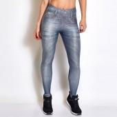 Imagem - Legging Colcci Fitness Jeans