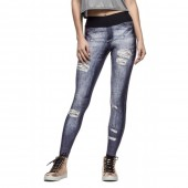 Imagem - Legging Live Fusô Jeans Free Spirit