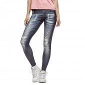 Imagem - Legging Live Fusô Your Way Jeans