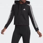 Imagem - Moletom Adidas 3 - Stripes Hoodie