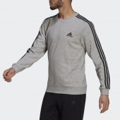 Imagem - Moletom Adidas Essentials 3-Stripes